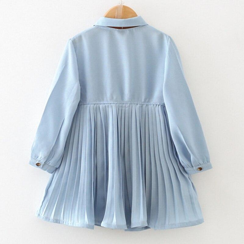 Menoea Children Clothing Suits 19 Autumn Fashion Style Girl Cowboy Long-Sleeve Mesh Dress Design For 3-8Y Kids Girls Sets 37