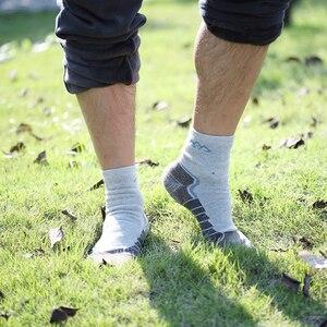 Image 5 - Coolmax calcetines gruesos de secado rápido para hombre, calcetín térmico, transpirable, de retales, 3 par/lote, 2020