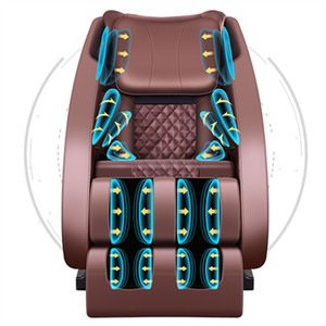 Image 5 - LEK F6 אוטומטי אפס הכבידה עיסוי כיסא מלא גוף חשמלי לישת שיאצו מחומם עיסוי ספה כיסא כורסת כולל מס