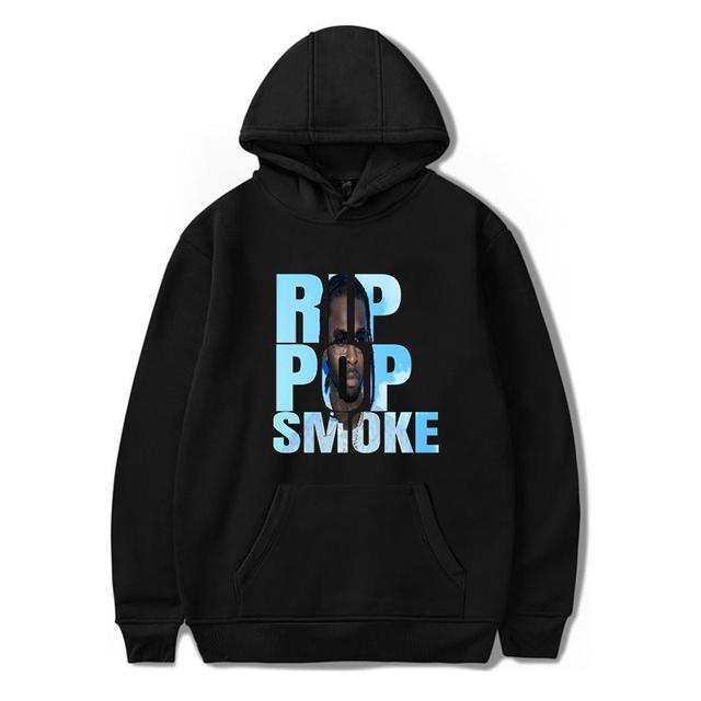 RIP POP SMOKE THEMED HOODIE
