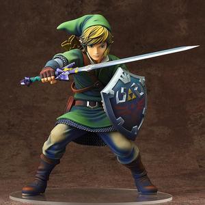 20cm Zelda Anime Figure Skywar