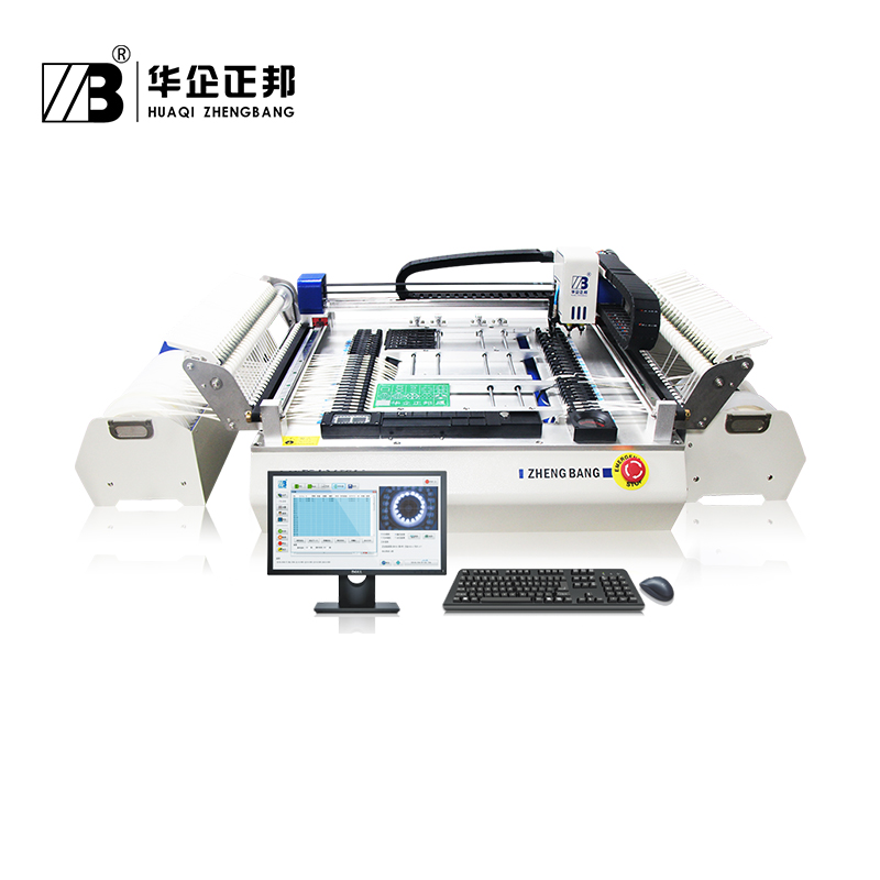 With Juki series nozzle pick and place machine/High Precise SMT Placement Machine