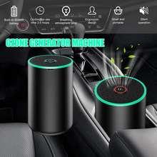 800ma usb gerador de ozônio máquina de desinfecção de ozônio purificador de ar do carro em casa 50 mg/h auto purificador de ar umidificador para carros
