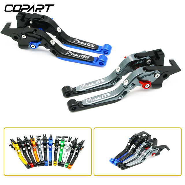 For BMW F800GS/Adventure F800 GS F 800 GS 800GS 2008-2017 2016 2015 Motorcycle Adjustable Folding Extendable Brake Clutch Levers