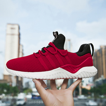 Running Shoes For Men 2019 Summer Hot Sale Breathable Mesh Sneakers Lightweight Jogging Sports Mens Walking Footwear