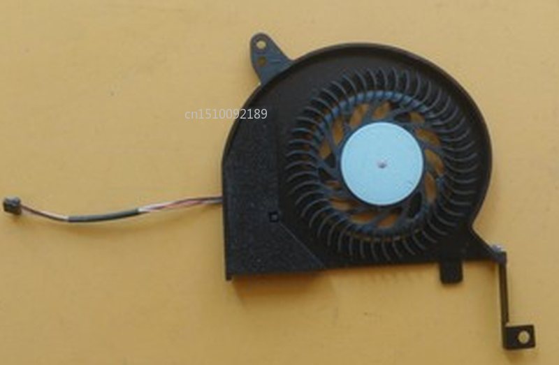 Free Shipping Original Cpu Fan For HP Spectre 13 3000 Laptop Cpu Cooling Fan Cooler 4-wire NFB60A05H-003 DC 5V 0.45A