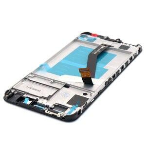 "Image 3 - 5.7 ""Display Voor Huawei Honor 7C Lcd Display 7A AUM L41 ATU LX1 L21 Touch Screen Voor Huawei 7A Pro Display met Frame AUM L29"