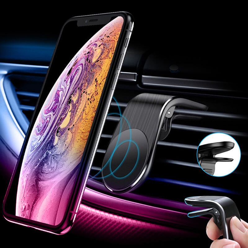 Магнитный автомобильный держатель для телефона с креплением на вентиляционное отверстие крепкий магнит подставка для мобильного телефона для телефона в автомобиле поддержка смартфона GPS Navig|Подставки и держатели|   | АлиЭкспресс