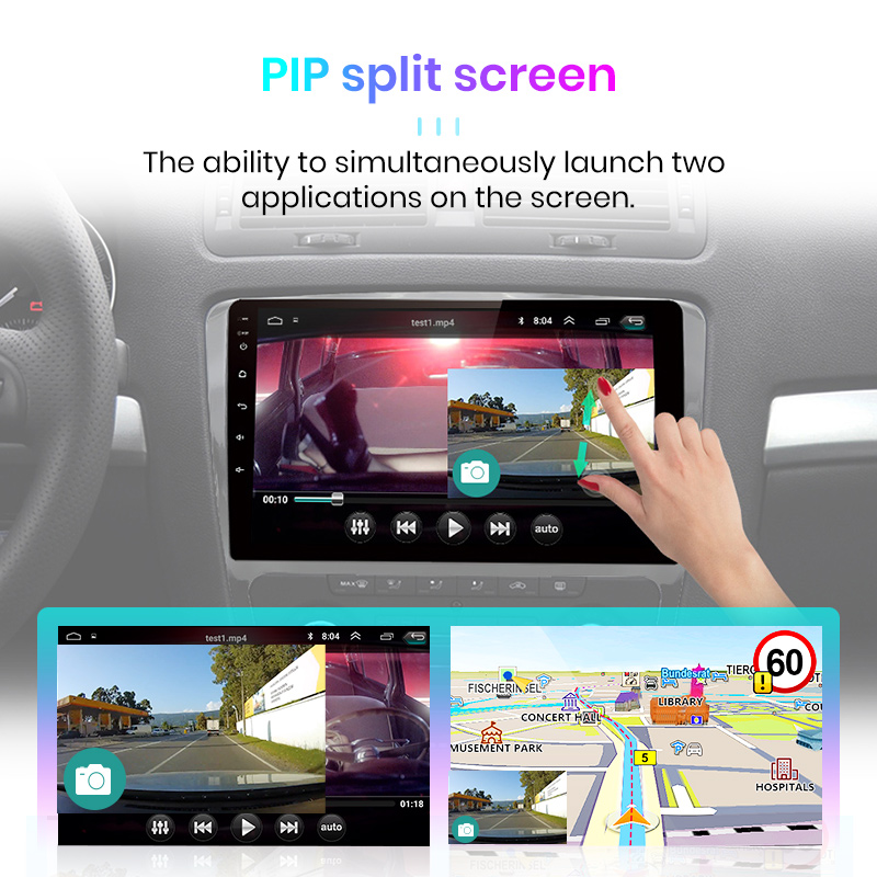 cheapest Car Head-up Display Universal Smartphone Windshield Projector Auto HUD GPS Navigator Holder With Wireless Charging Self-adhesive