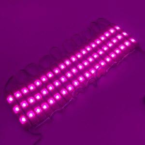 Image 4 - Супер ярсветодиодный Светодиодные модули 12 В постоянного тока, водонепроницаемость 5730, 3 светодиосветодиодный s, литсветодиодный под давлением, светодиодное освещение, белый/красный/зеленый/синий/желтый/розовый/Теплый