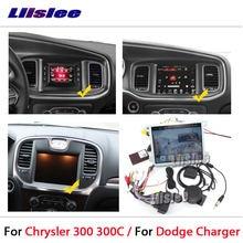 Автомобильный мультимедийный видеоплеер для chrysler 300 300c/dodge