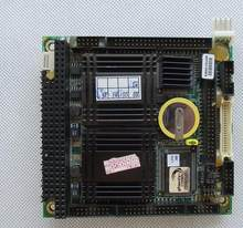 100%OK PFM-535I REV:B1.0 PC104 Mainboard original Fanless 386 IPC CPU Board PC/104 Embedded Industrial Motherboard with Memory(China)