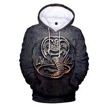 Cobra Kai Hoodies And Sweatshirts Oversi