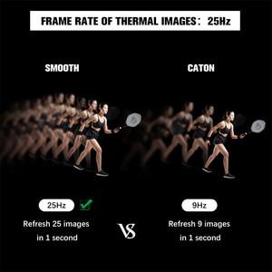 Image 4 - Termocamera HT 301 USB Termica A Infrarossi Imager Mobile Del Telefono Termica A Infrarossi Imager per Android Del Telefono di Tipo C