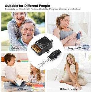Image 4 - Kebidu AC 110V 240V 30A röle kablosuz RF akıllı uzaktan kumanda anahtarı verici + alıcı 433MHz akıllı ev uzaktan