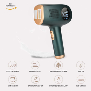 Image 3 - IPL Laser Hair Removal Instrument Hair Remover Household Ice Layer Opti Ice Point Photon Painless Axillary Multifunction