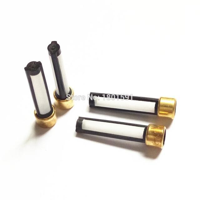 Najwyższa jakość 100 sztuk filtr wtryskiwacza paliwa do wtryskiwaczy Volkswagen 06H906036G (AY F1026)