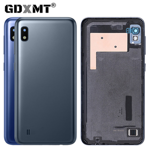 Back Battery Rear Glass Cover For Samsung Galaxy A10 A105 A105F A105DS Battery Case Housing AAA Quality