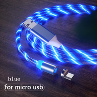 blue for micro usb
