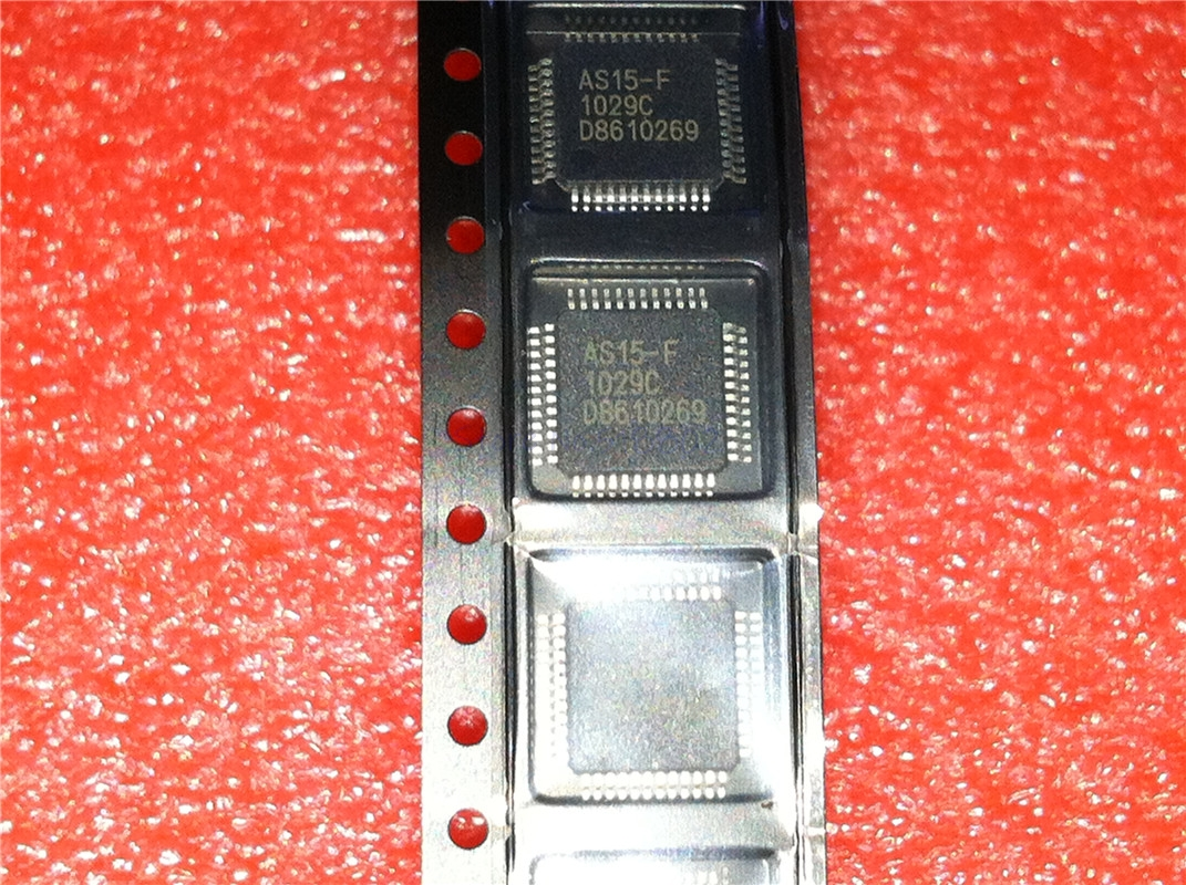 1pcs/lot AS15-F AS15F QFP-48 In Stock