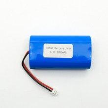 Akumulator litowo-jonowy 18650 3.7v 5200mAh 1S2P 2600mah LED lights 18650 akumulator