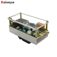 100W 15.8V Short wave amplifier FM VHF 3Mhz-30Mhz RF Power Amplifier Board For Ham Radio QRP FT817 RFID With Fan C1-010(China)