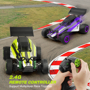 Image 5 - RTR צעצועי RC מרוצי מכוניות 1/32 2.4G במהירות גבוהה שלט רחוק מכונית 20 KM/H מיני RC להיסחף דגם חדש שנה של מתנה לילד