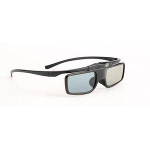Image 4 - Новинка, Bluetooth очки BT RF, 3D очки с затвором, очки для проектора Epson, домашнего кинотеатра, Samsung Sharp, Sony, Panasonic, 3d ТВ