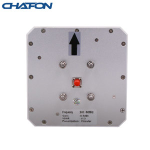 Image 4 - CHAFON UHF 5dbi rfid antenna 865 868mhz / 902 928mhz passive circular polarization with SMA connector for warehouse management
