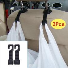 Mini car hangers seat back