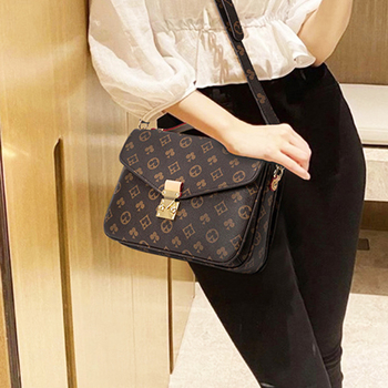 Shoulder Bags For Women 2020 New Trend Sling Crossbody Luxury Vintage Fashion Mahjong High Quality Pu Leather Messenger Handbags 1