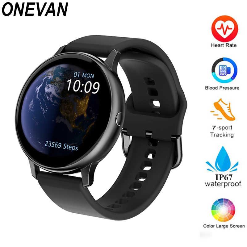 New Smart Watch Men Ip68 Waterproof Heart Rate Blood Pressure Bluetooth Dt88 Smartwatch Women Fitness Tracker Sports Wristband Smart Watches Aliexpress