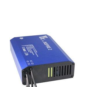 Image 3 - 5 In 1 지능형 Inspire 2 배터리 충전기 용 드론 충전기 스마트 고속 충전 허브 예비 부품 충전 동시에