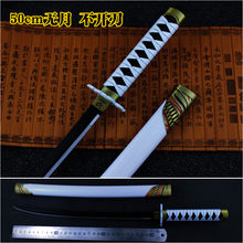 One Piece Snow Go Large Size Sheath Knife Weapon Genji Dragon Ghost Interpreter 50cm Sheath wan xie Weapon Model Sheath Knife(China)