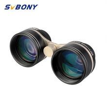 SVBONY SV407 2.1x42mm 26 학위 슈퍼 와이드 쌍안경 천문 망원경  관찰별극장 수행
