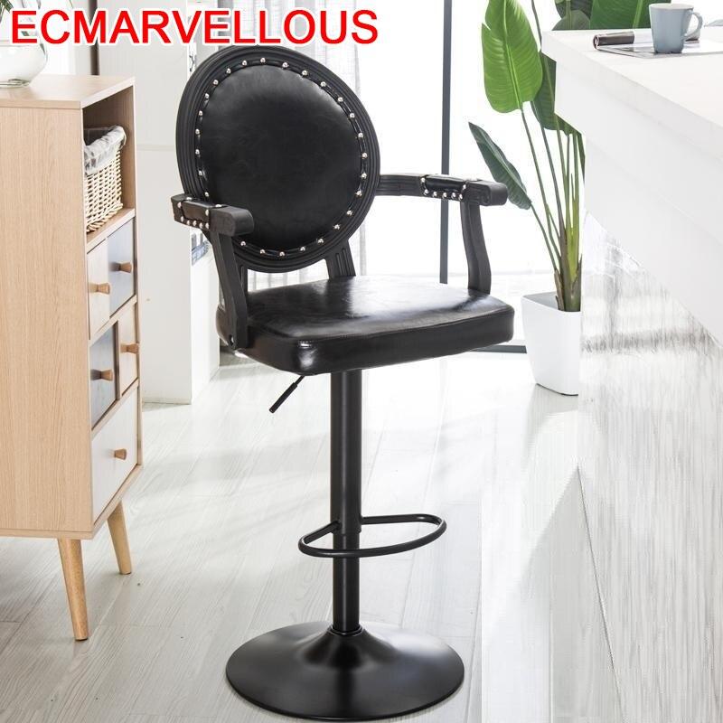 Sandalyeler Sedie Sedia Stoelen Stuhl Silla Para Barra Fauteuil Hokery Tabouret De Moderne Stool Modern Cadeira Bar Chair