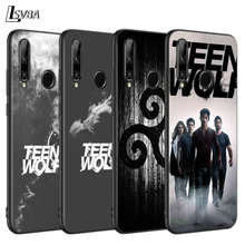 Black Cover Teen Wolf Dylan Obrien Back Shell For Huawei P Smart Z Plus 2019 P40