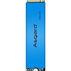 Asgard Новое поступление M.2 ssd M2 PCIe NVME 1 ТБ 2 ТБ твердотельный накопитель 2280 внутренний жесткий диск для ноутбука с кэшем