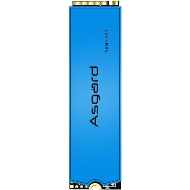 Asgard AN3 M.2 ssd M2 PCIe NVME 500 Гб Твердотельный накопитель 2280 внутренний жесткий диск для ноутбука с Кэш-памятью 1