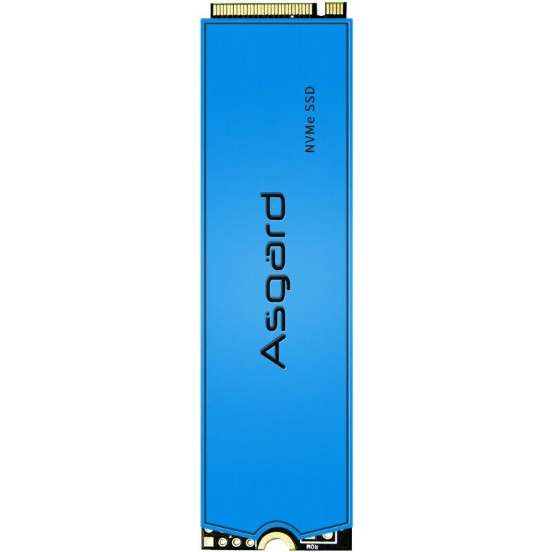 Asgard nouveauté M.2 ssd M2 PCIe NVME 1 to 2 to disque dur 2280 disque dur interne pour ordinateur portable avec cache
