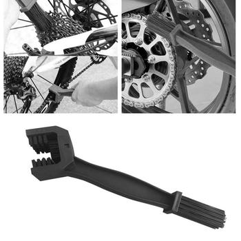 Motorcycle Chain Cleaner Scrubber Brushes Mountain Bike Wash Tool Set Cycling Cleaning Kit Bicycle Repair Tools For Road MTB 1