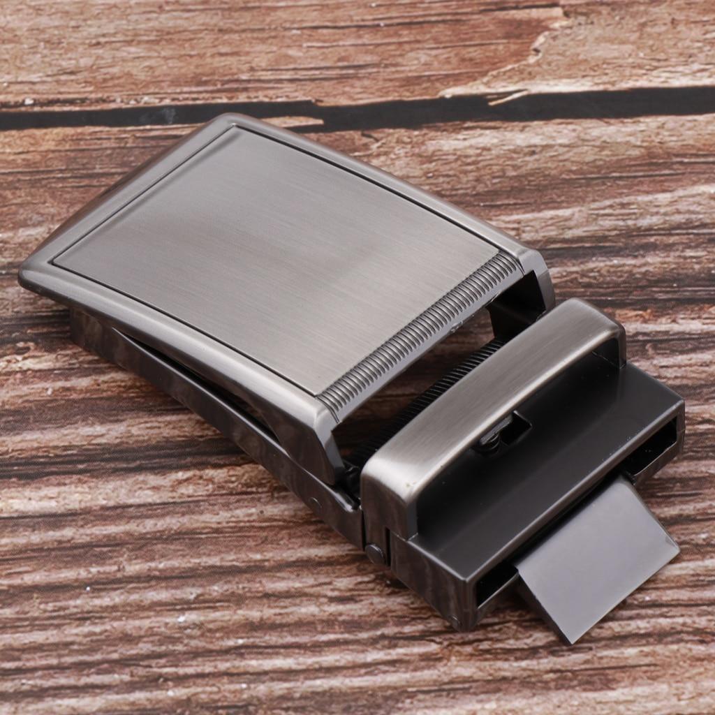 Metal Belt Buckle Accessories Clamp Belt Comfortable Waist Belt High Quality For 3.5cm Wide Belt