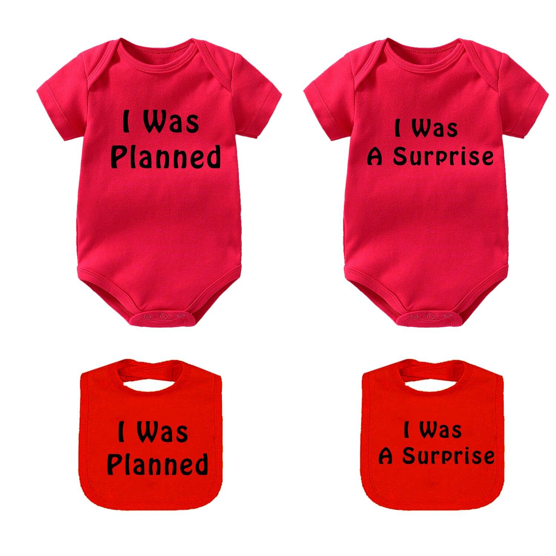 Детский хлопковый короткий комбинезон YSCULBUTOL, модная детская одежда с надписью для близнецов с нагрудниками, цвета и стили могут быть подобраны по желанию 3