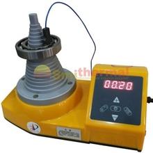 จัดส่งฟรี220V 2200Wการเหนี่ยวนำแม่เหล็กไฟฟ้าเตาอบกรวยเหนี่ยวนำแบริ่งเครื่องทำความร้อน