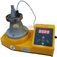 Frete grátis 220v 2200w indução eletromagnética forno cone aquecedor de rolamento
