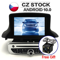 Android 10.0 Radio Stereo GPS For Renault Megane 3 Fluence 2009 2010 2011 2012 2015 Car DVD Player navigation Multimedia player