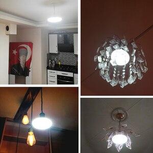 Image 5 - E27 led電球15ワット20ワット30ワット40ワット50ワット60ワットランパーダled電球ボンビリヤライト照明ufoランプ家庭用の家