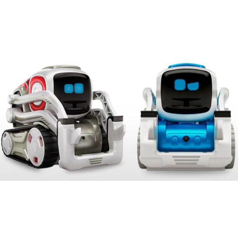 Robot Cozmo juguetes de alta tecnología Robot Cozmo Inteligencia Artificial voz familia interacción educación temprana niños Robot de juguete inteligente - 2