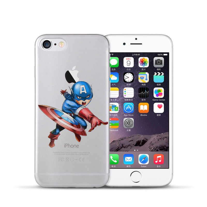Роскошный Веном marvel Дэдпул шаблон для iPhone X XR XS Max 5 5S SE 6 6S 7 8 Plus чехол для телефона Funda Coque Etui capa