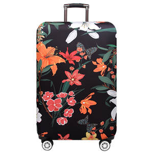 Travelling-Bags Suitcase Luggage Women And for Thicker Protective-Cover Apply To 18''-32''